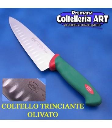Coltello Trincian Olivato cm.21
