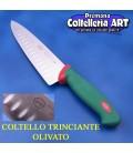 Coltello Trinciante Olivato cm.21
