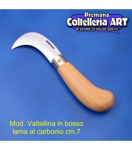 Mod. Valtellina in Bosso - Carbonio - No Block