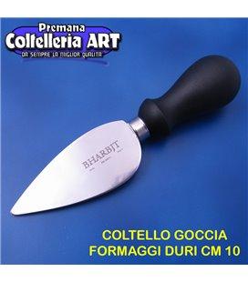 Bharbjt - coltello Pavia per formaggi duri cm 10