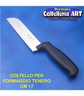 Bharbjt - coltello per formaggi teneri - lama cm 17