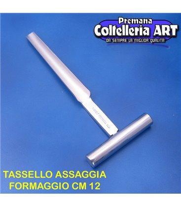 Bharbjt - Tassello assaggia formaggio cm 12