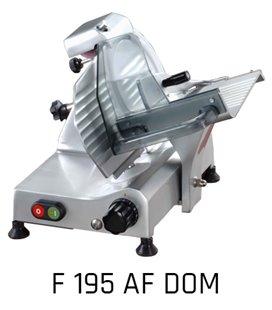 FAC - Affettatrice a gravità F 195 AF DOM - affilatoio incorporato