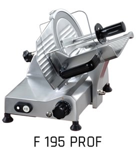 FAC - Affettatrice a gravità F 195 PROF