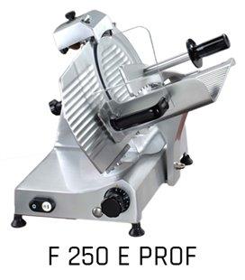 FAC - Affettatrice a gravità cm 250 ECONOMICA - PROFESSIONALE - affilatoio incorporato