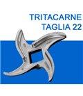 Tritacarne taglia 22