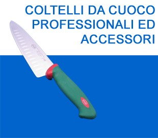 Coltelli da Cuoco ed Accessori